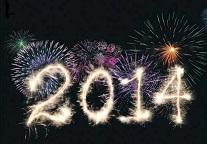 Beste wensen voor 2014