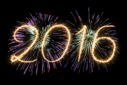 Beste wensen voor 2016!