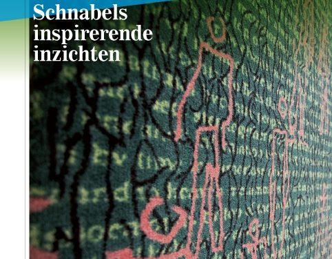 8 maart: Presentatie Boekman #94: Paul Schnabels inspirerende inzichten